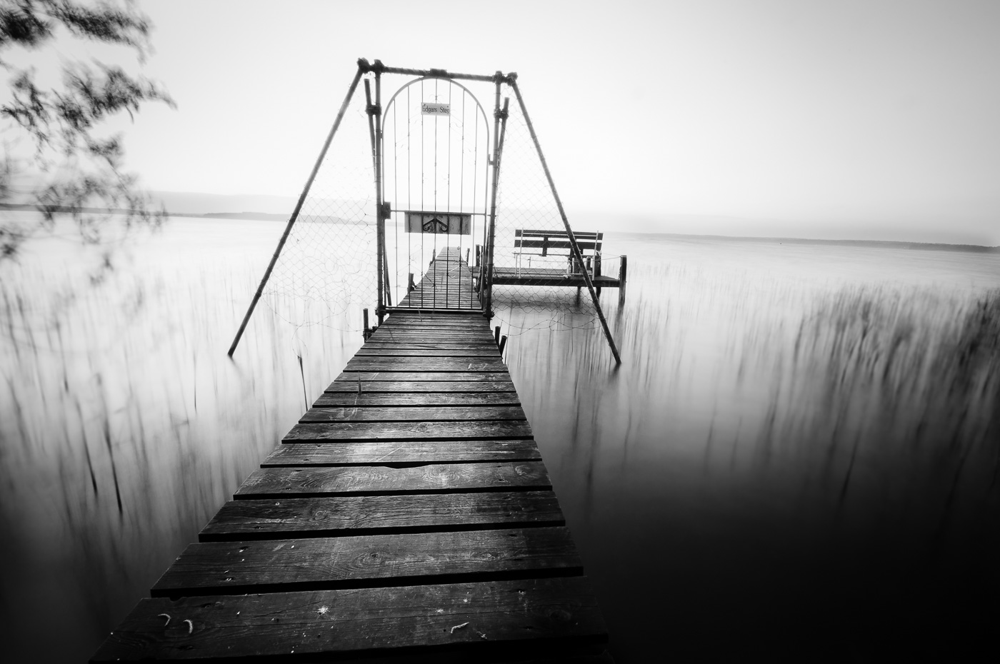 Shaky Landing Stage